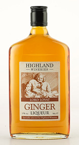 Whisky Ginger Liqueur